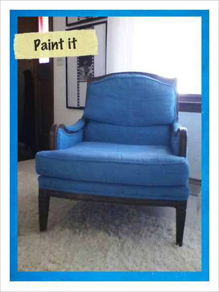 hand-painted-blue-chair