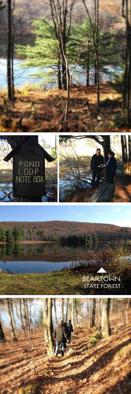great barrington hikes