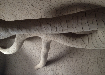 Andy Goldsworthy Tree Fall