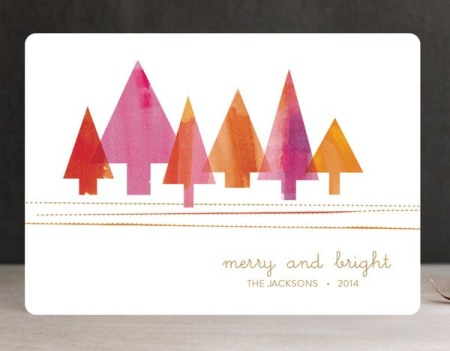 Painted Pines on Minted